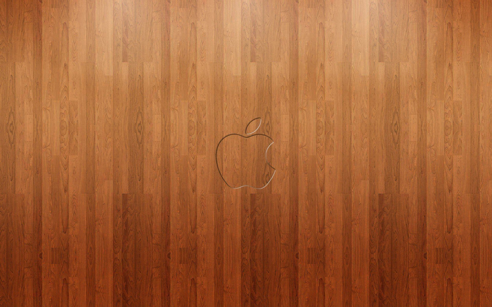 Apple Wood Wallpaper