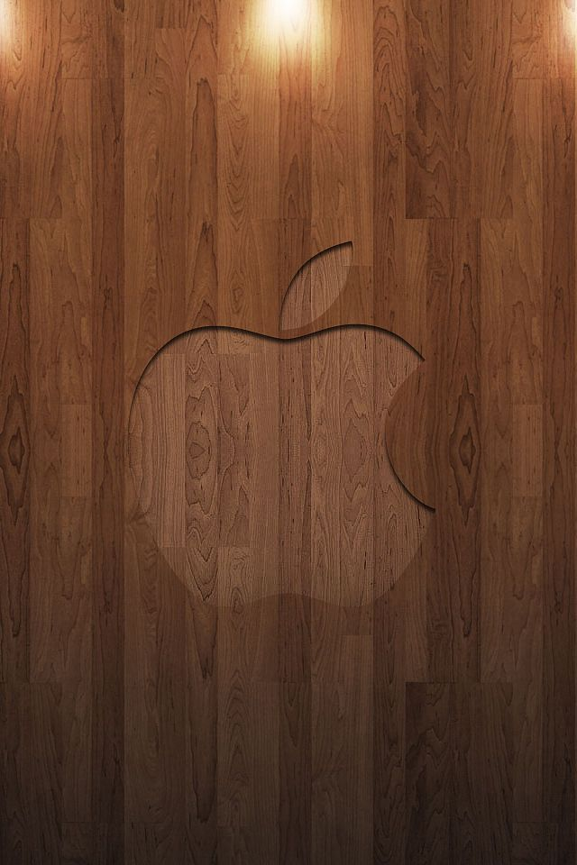 10+ images about Apple, Wood, Wallpaper! on Pinterest | iPhone 4s