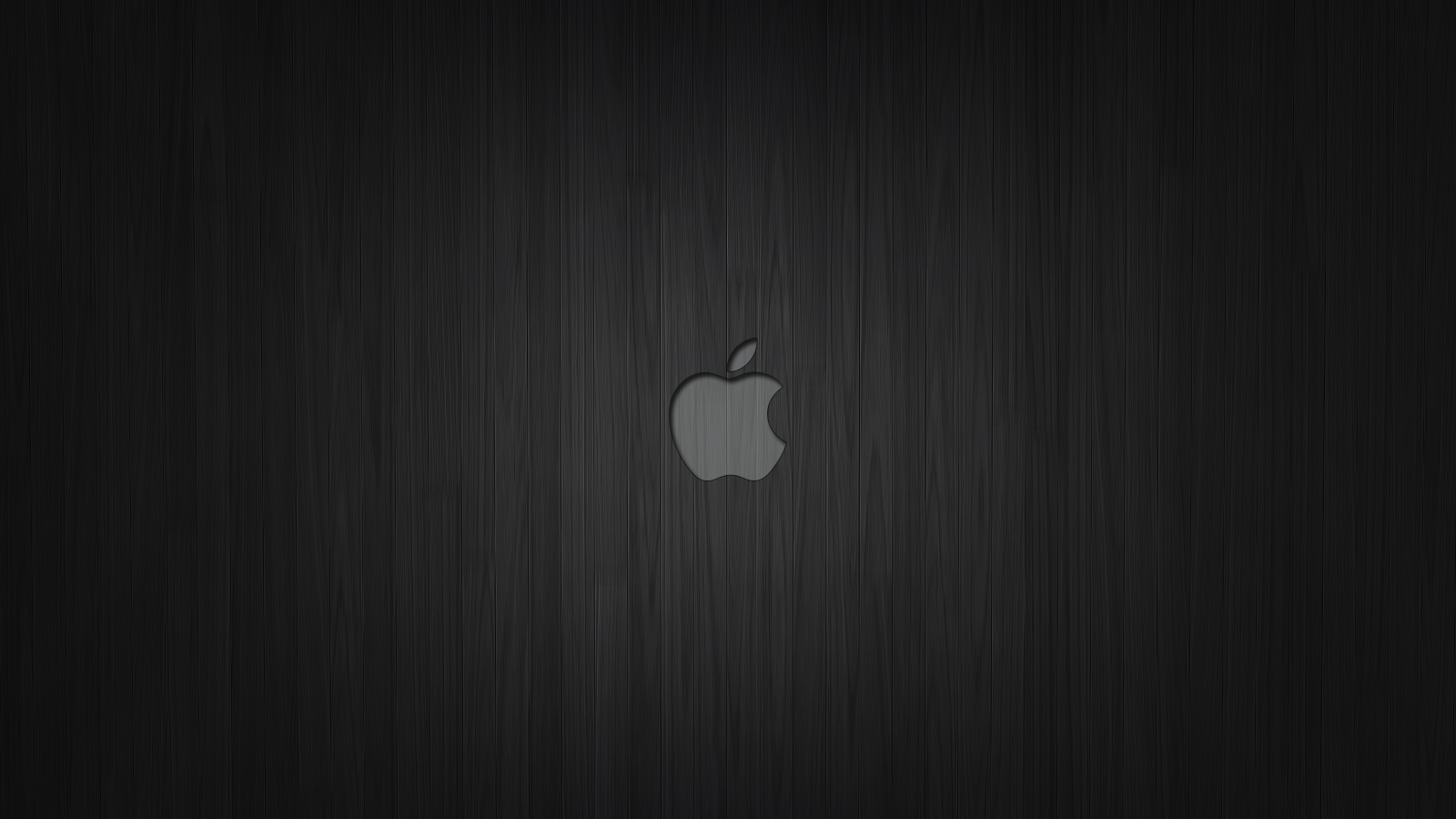 DeviantArt: More Like Apple dark wood wallpaper by bercikmeister