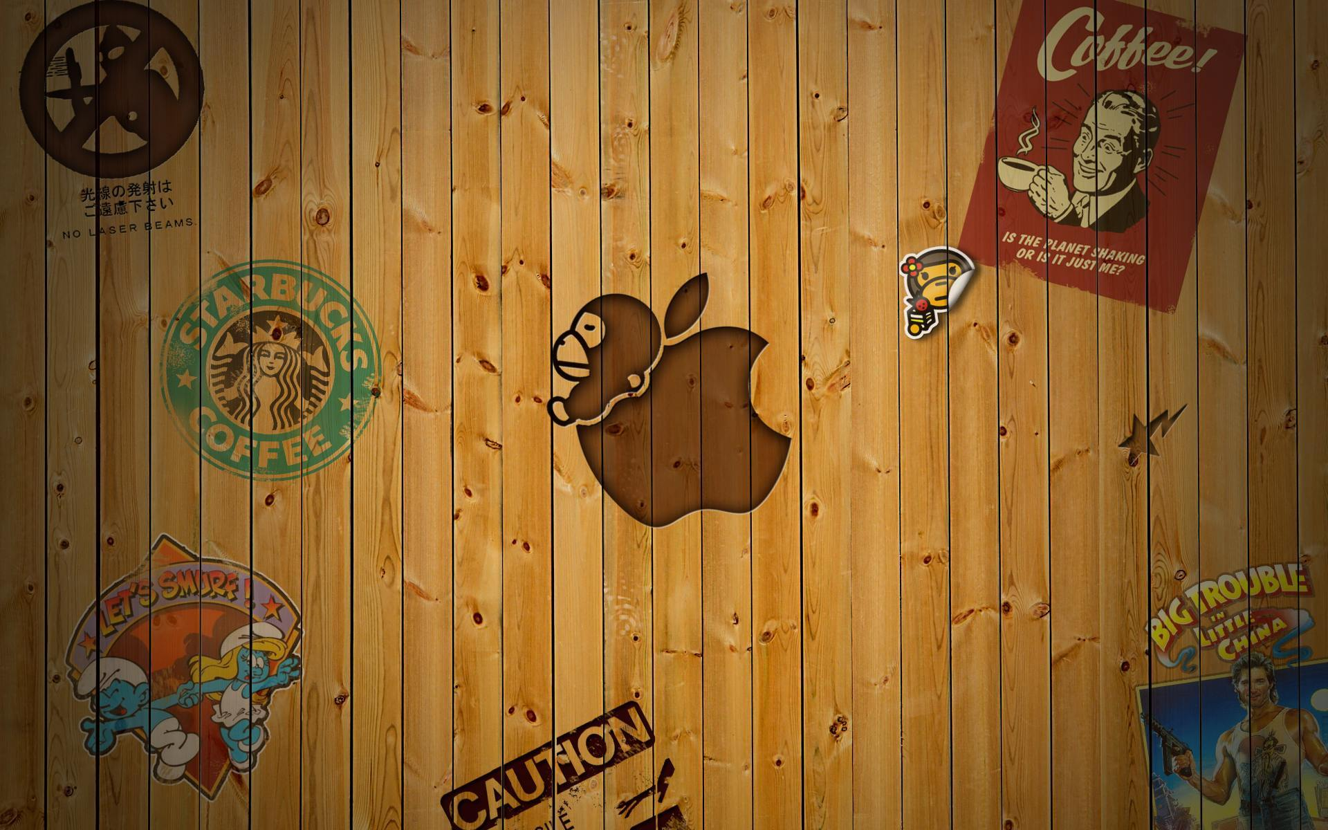 Apple Wood Wallpapers Group (79+)