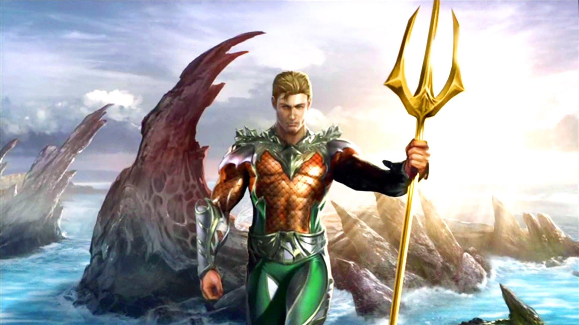 Aquaman Wallpaper Sf Wallpaper