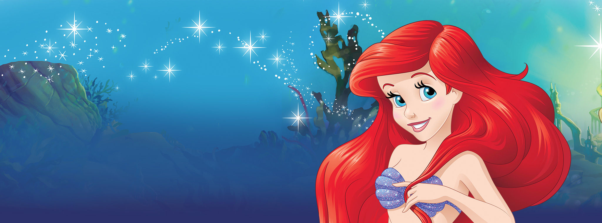 Ariel - Games & Videos - The Little Mermaid - Disney Princess UK