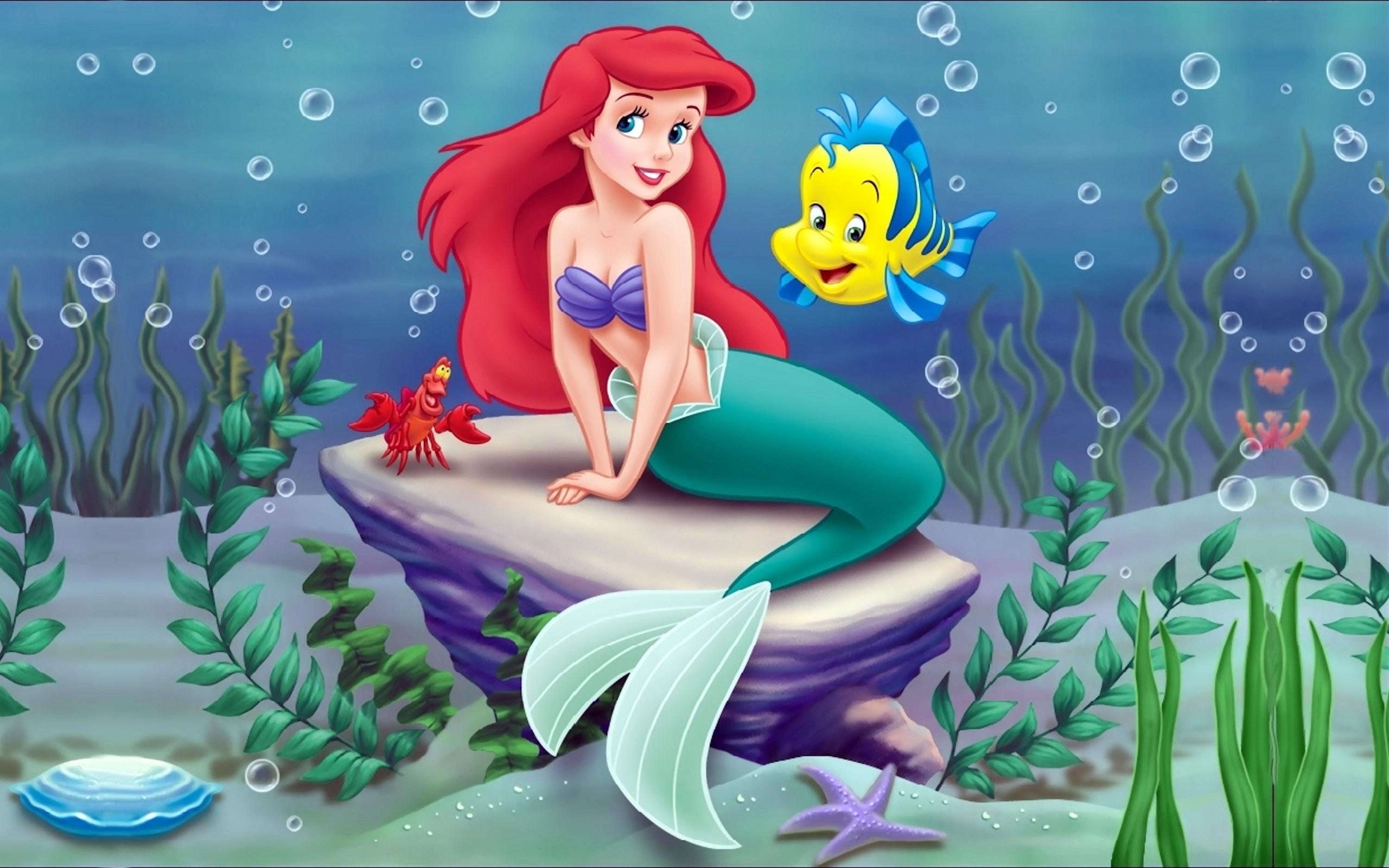 Ariel Page 1
