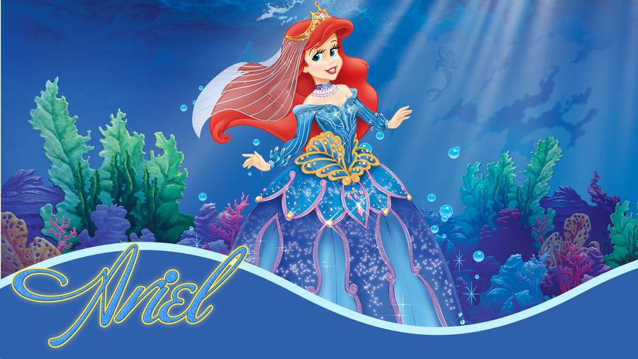 Ariel Wallpapers - WallpaperSafari