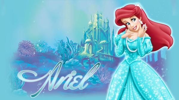 Ariel Wallpaper - WallpaperSafari