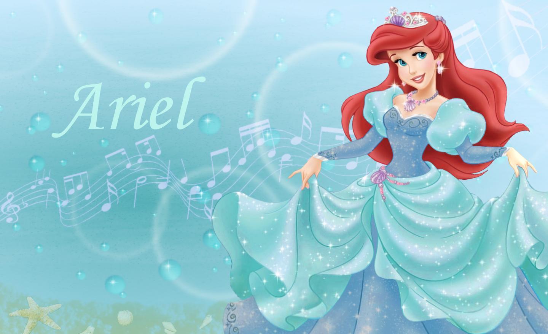 Wallpapers Princess Ariel - Wallpaper Cave