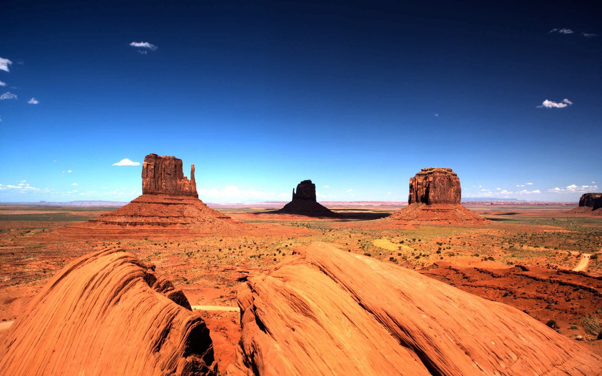 Arizona Desert Wallpaper