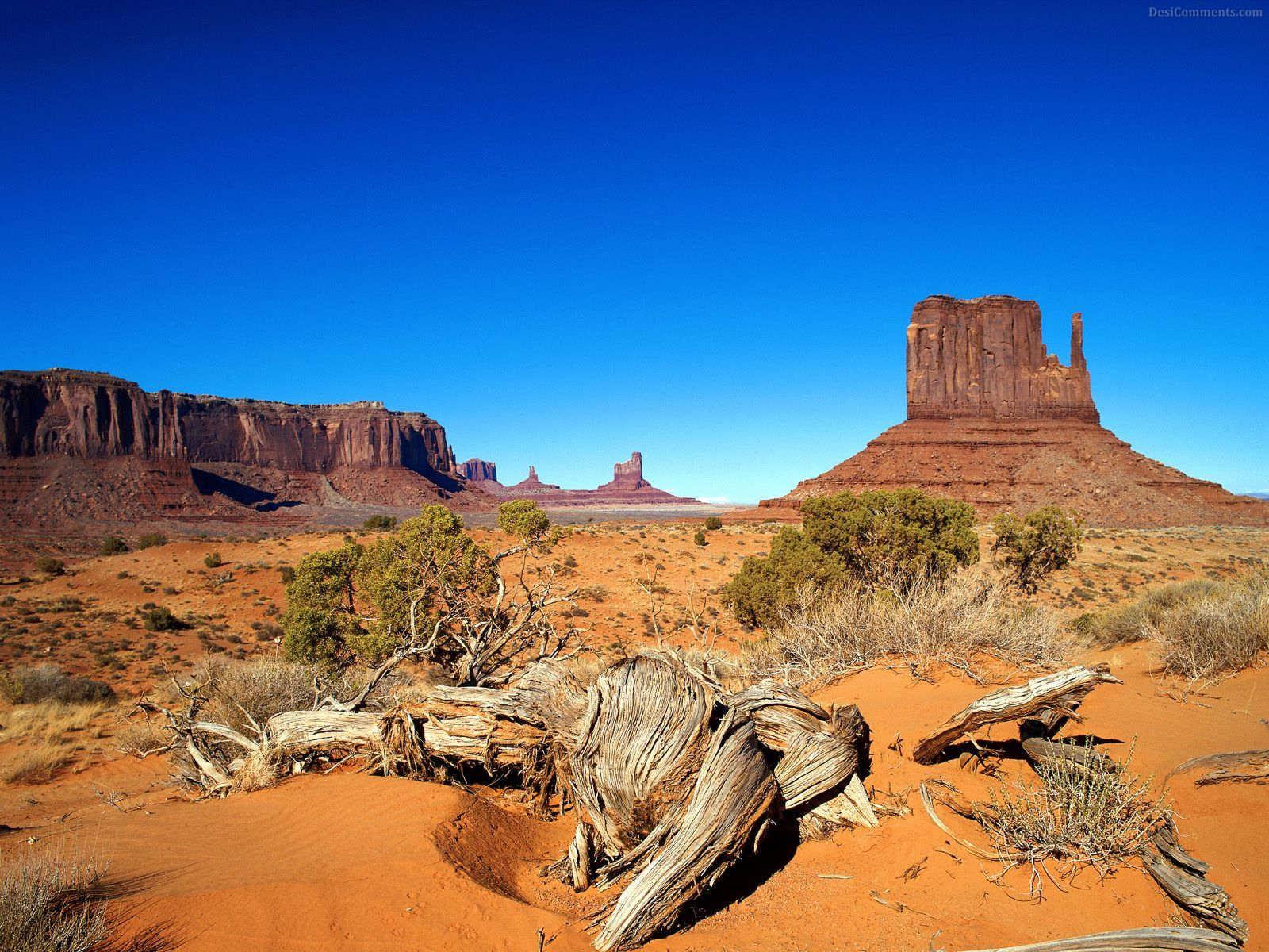Arizona Desert Wallpaper HD - WallpaperSafari