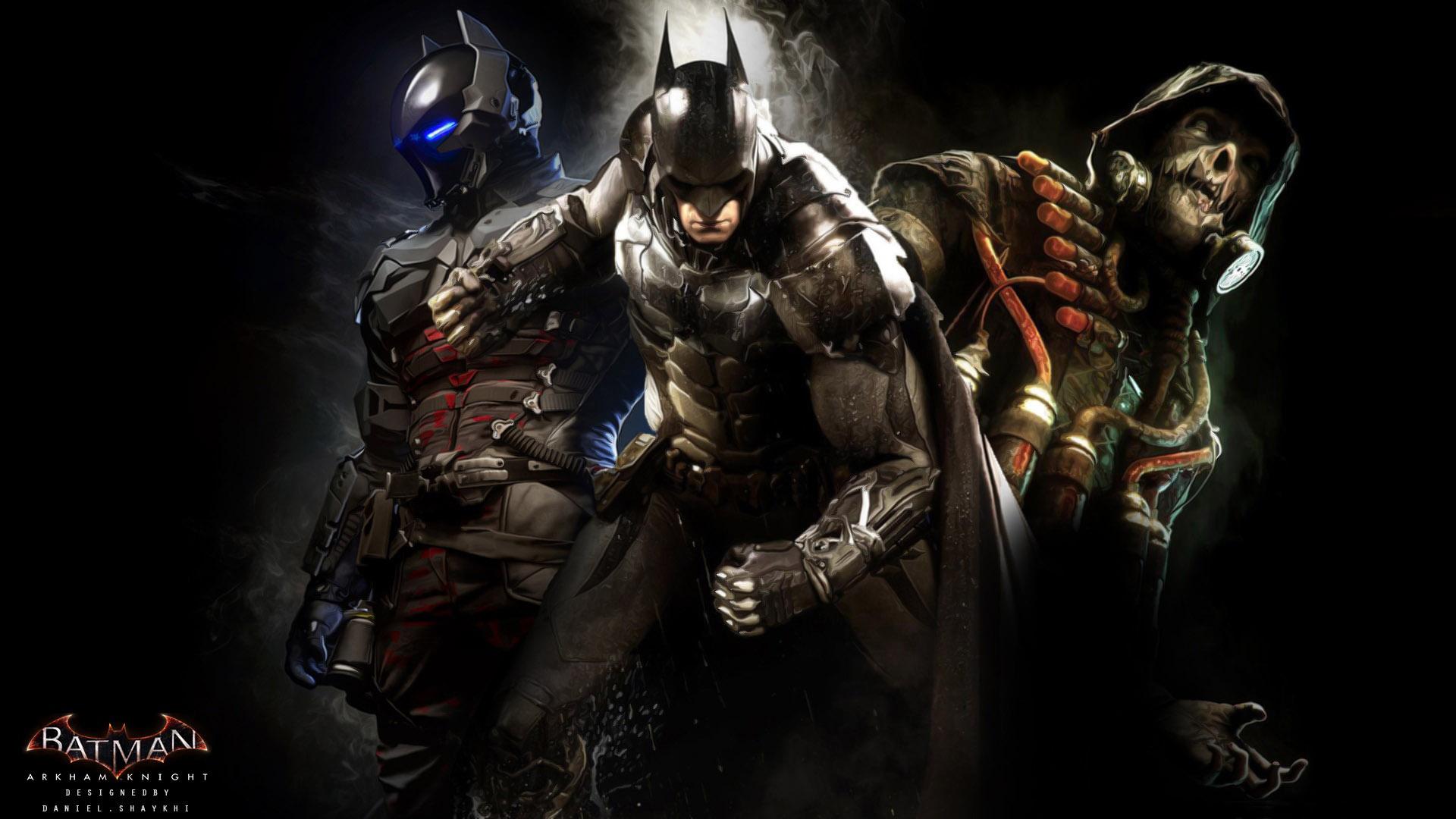 50 Set of Batman : Arkham Knight Wallpaper 1920 X 1080 HD