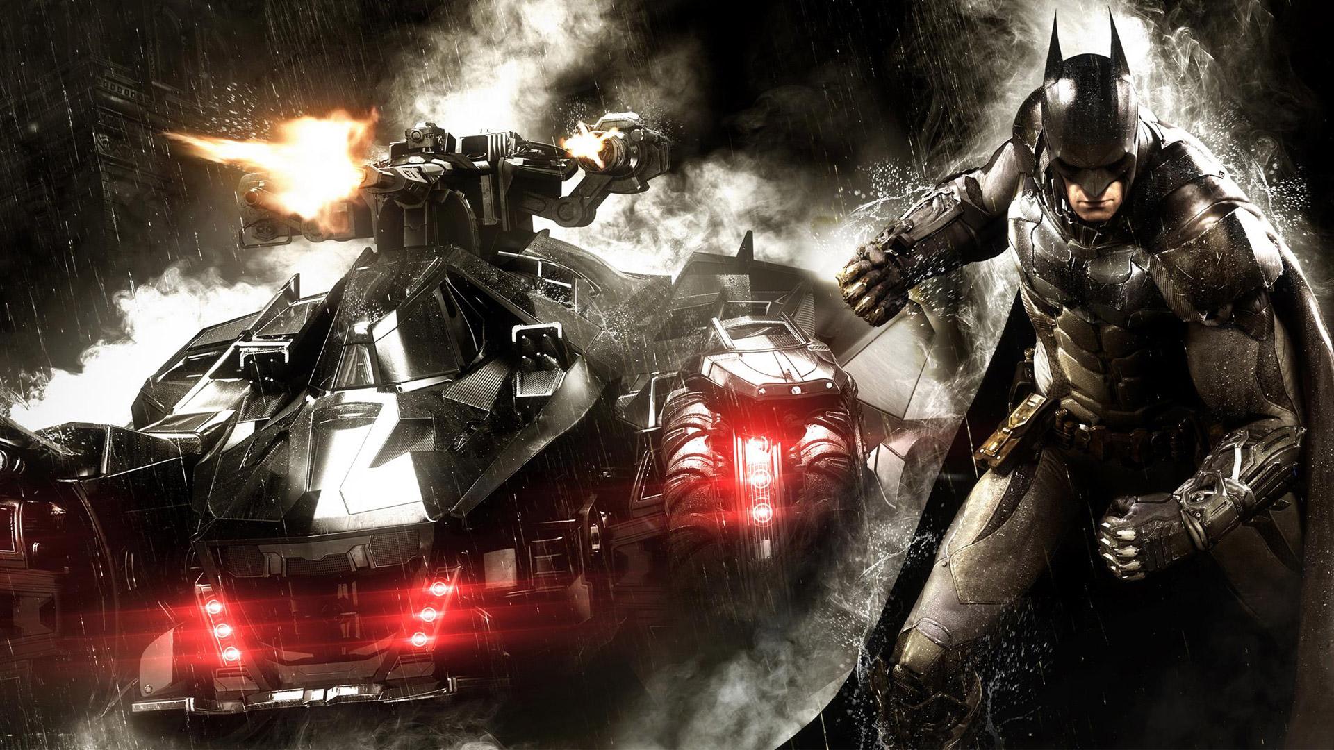 Batman Arkham Knight HD wallpapers free download