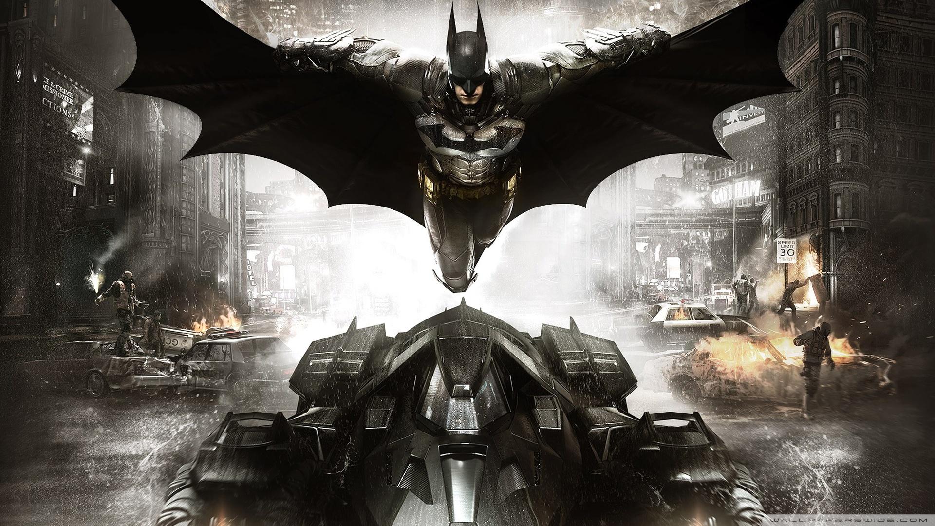 Batman Arkham Knight HD desktop wallpaper : High Definition