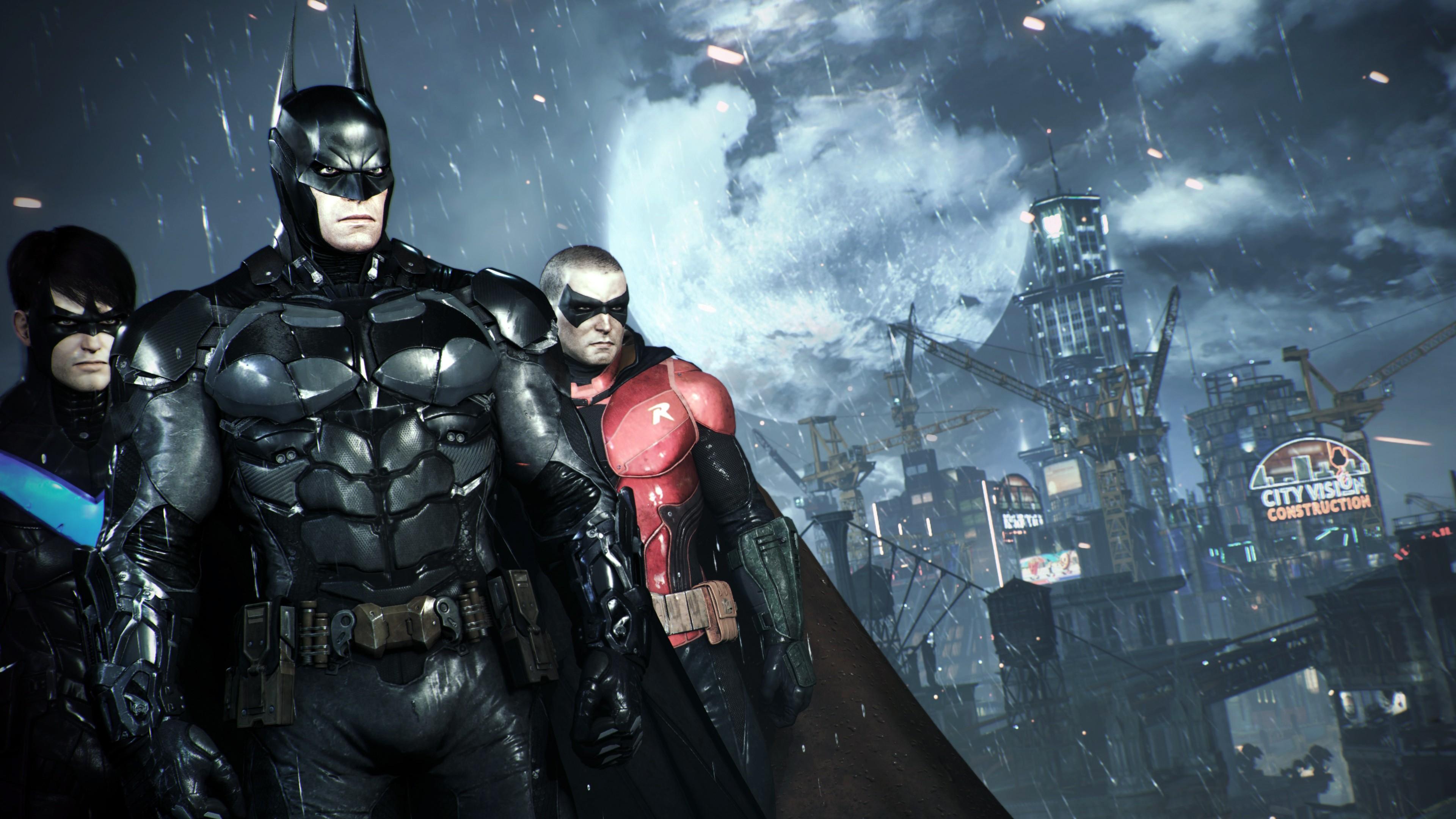 Batman Arkham Knight Wallpaper - Wickedsa com