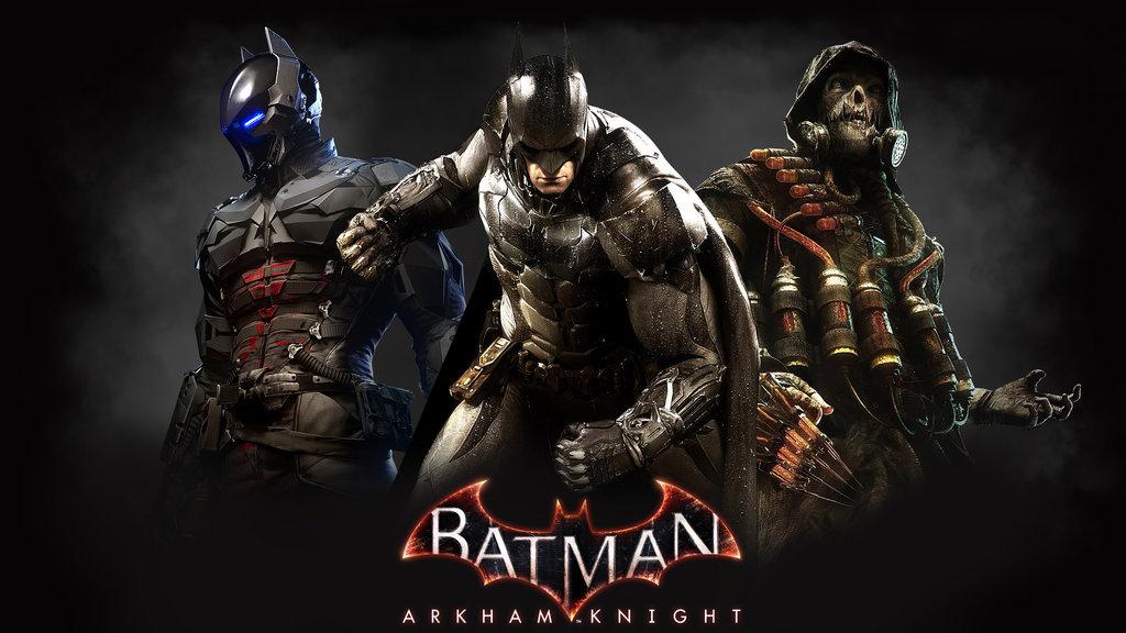 DeviantArt: More Like Batman Arkham Knight Wallpaper by RajivCR7