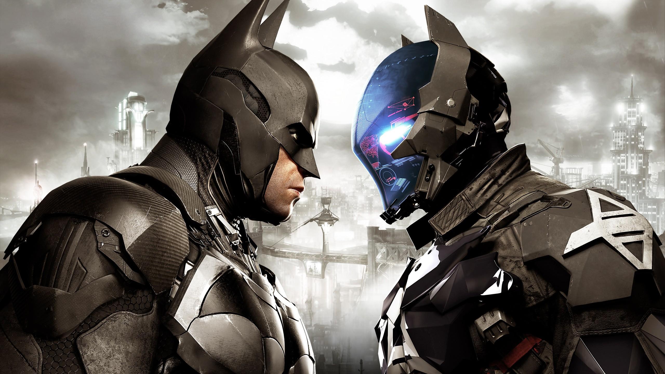 Batman Arkham Knight 1080p Wallpaper - WallpaperSafari
