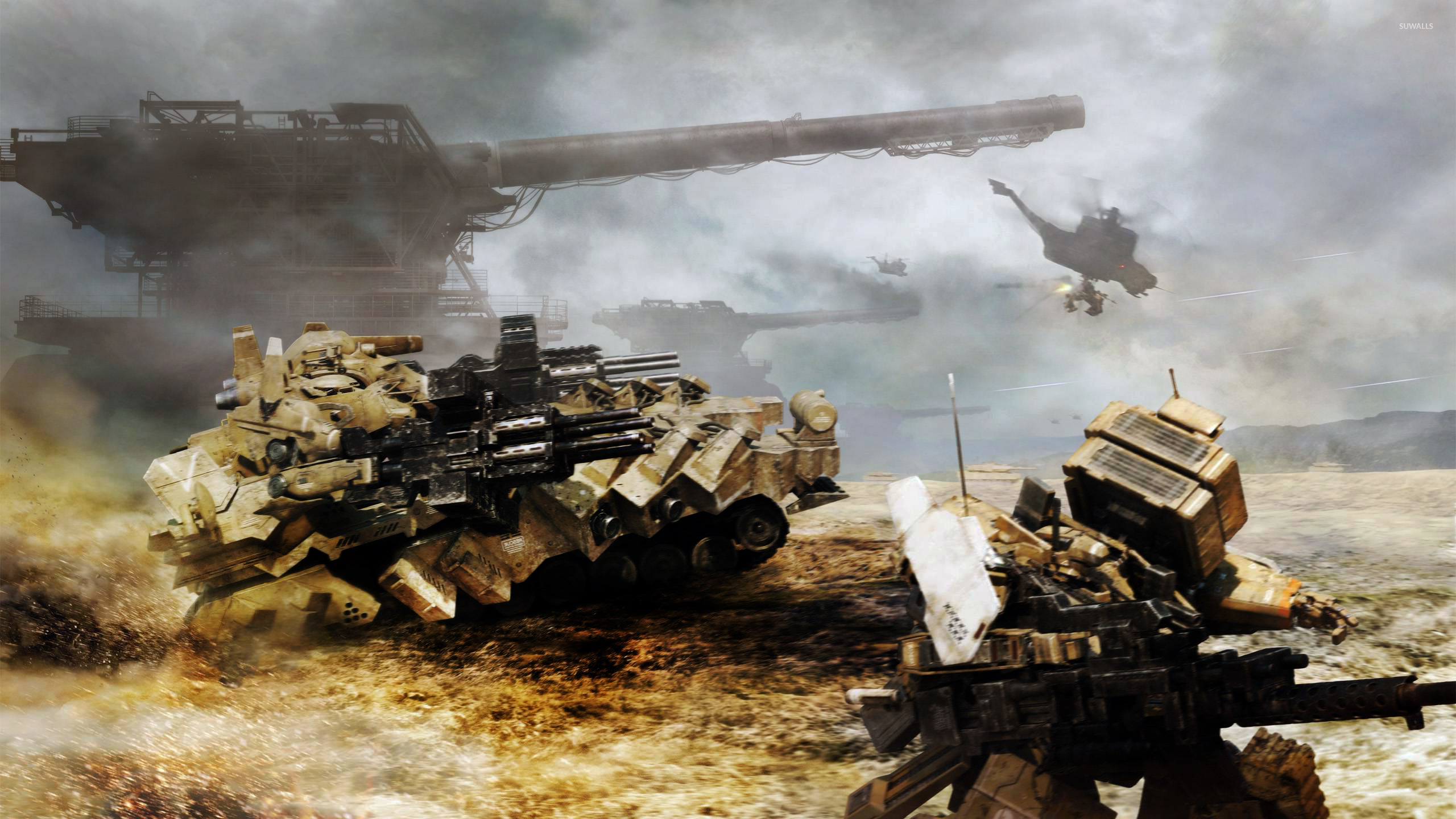 Malzel - Armored Core V wallpaper - Game wallpapers - #24848
