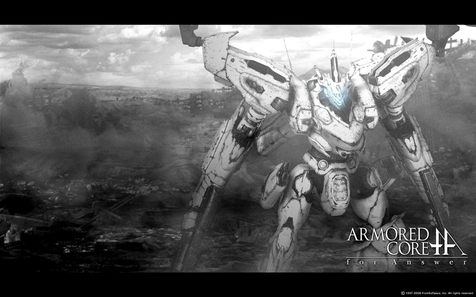 Armored Core Wallpapers - Wallpaper Cave
