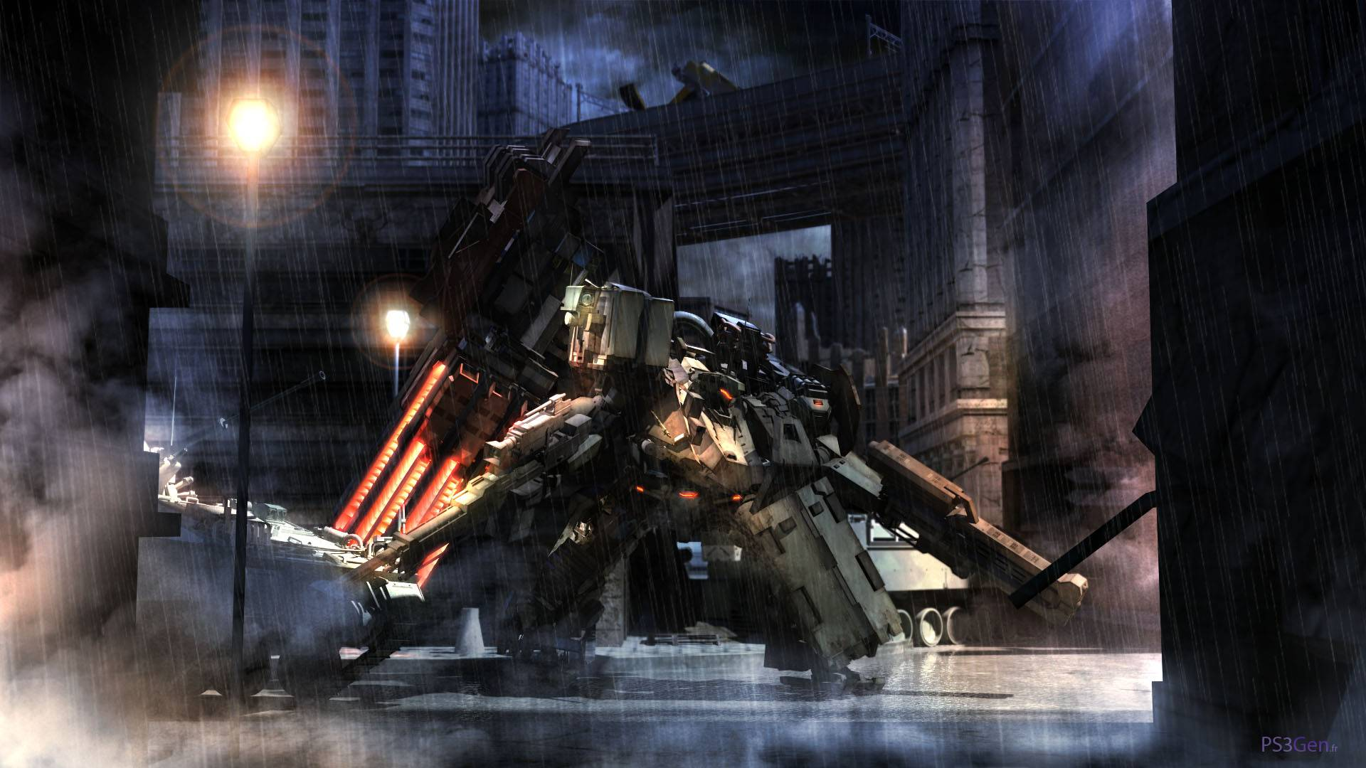 Armored Core V Wallpaper Page 1