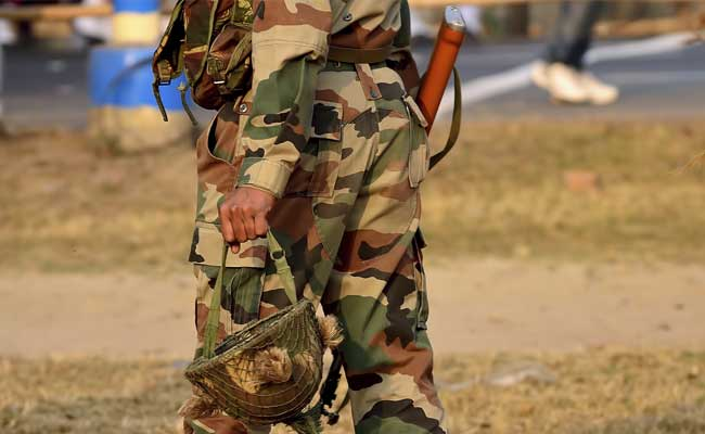 Each Soldier Carries About 40 kg In Battle': Why The Army Cannot