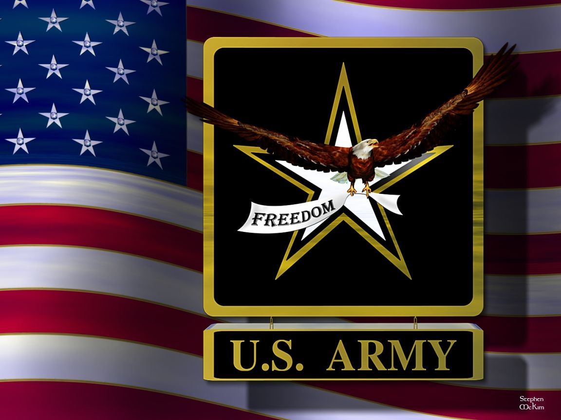 US Army Logo Wallpapers Group (56+)