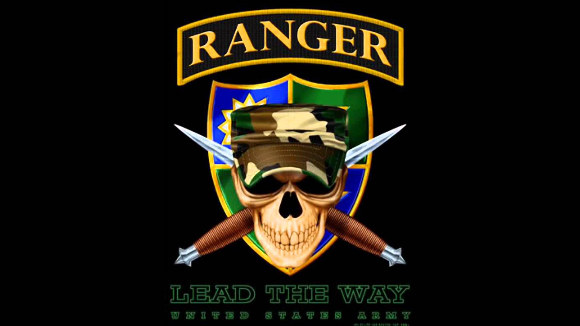 Army Ranger Wallpaper Page 1