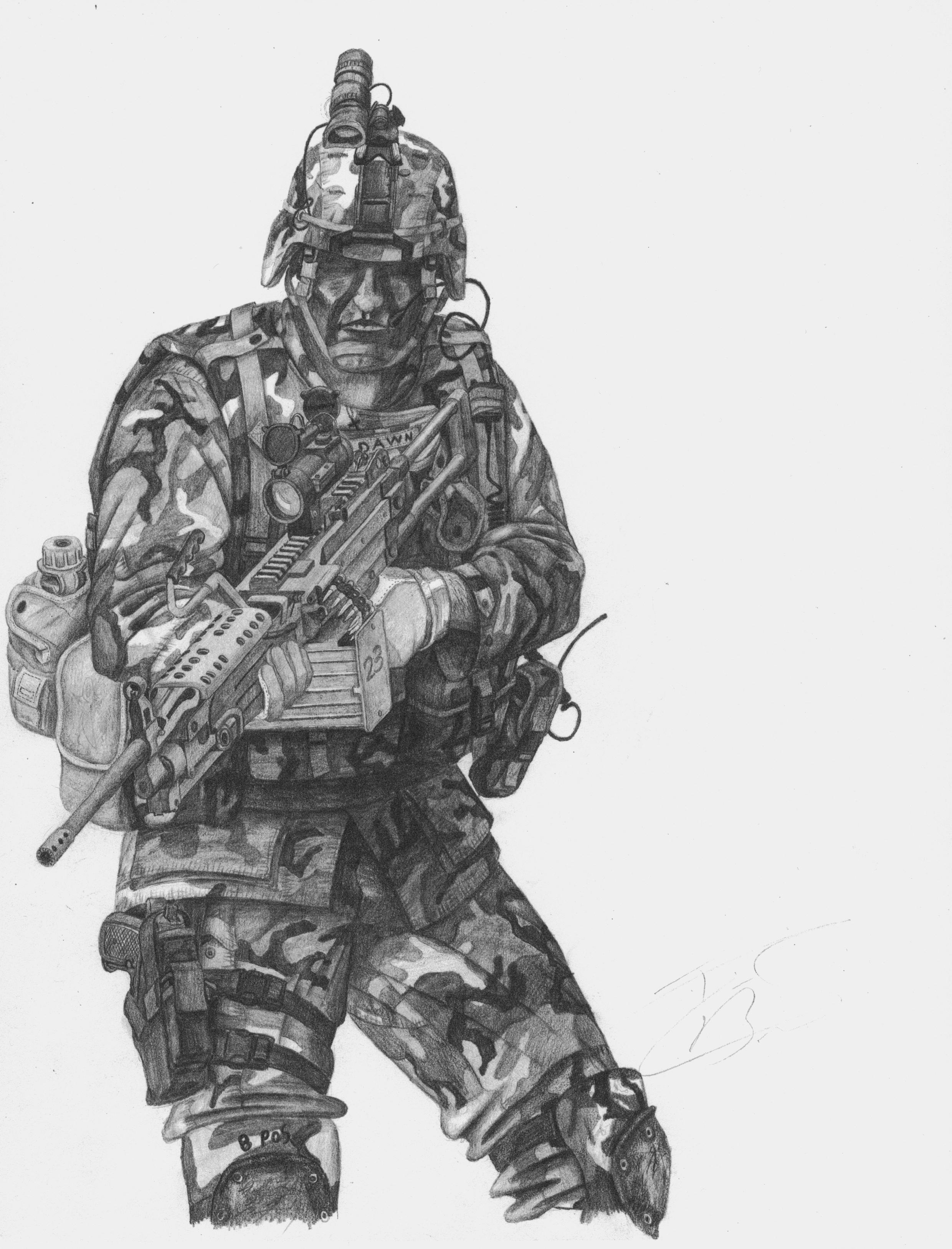 Army ranger wallpaper - SF Wallpaper