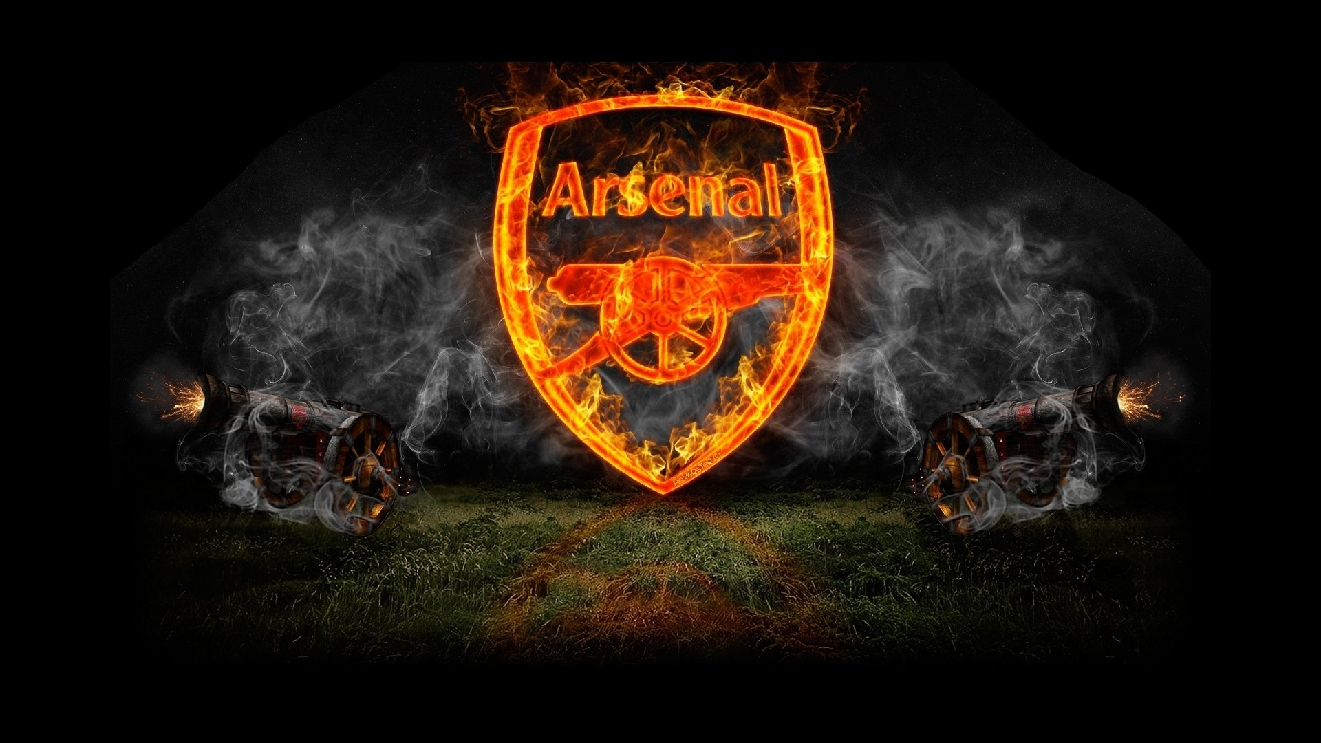18 Arsenal F C  HD Wallpapers | Backgrounds - Wallpaper Abyss