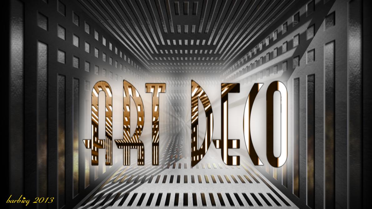 Art Deco Desktop Wallpaper - WallpaperSafari