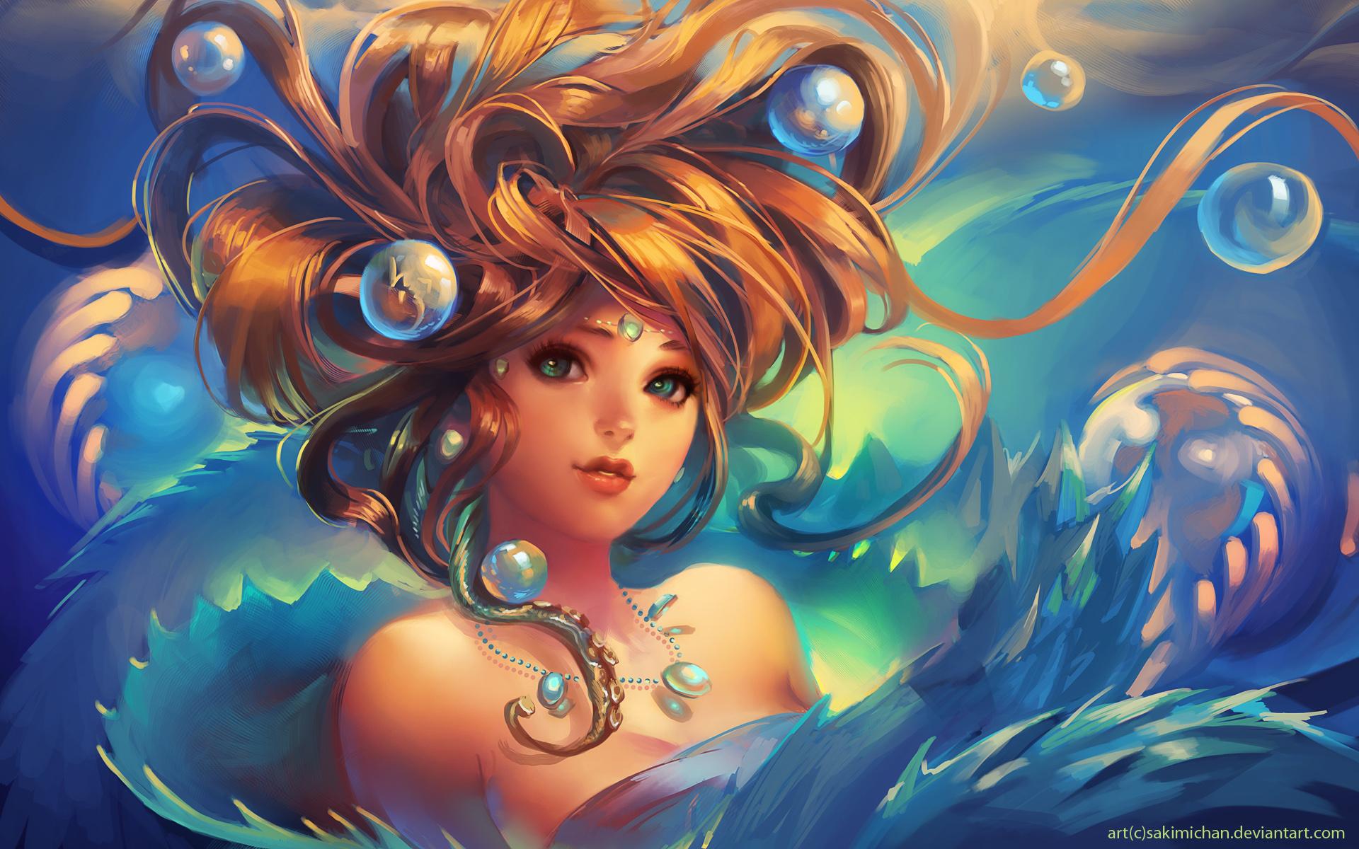 20+ Amazing & Beautiful Digital Art Desktop Wallpapers In HD