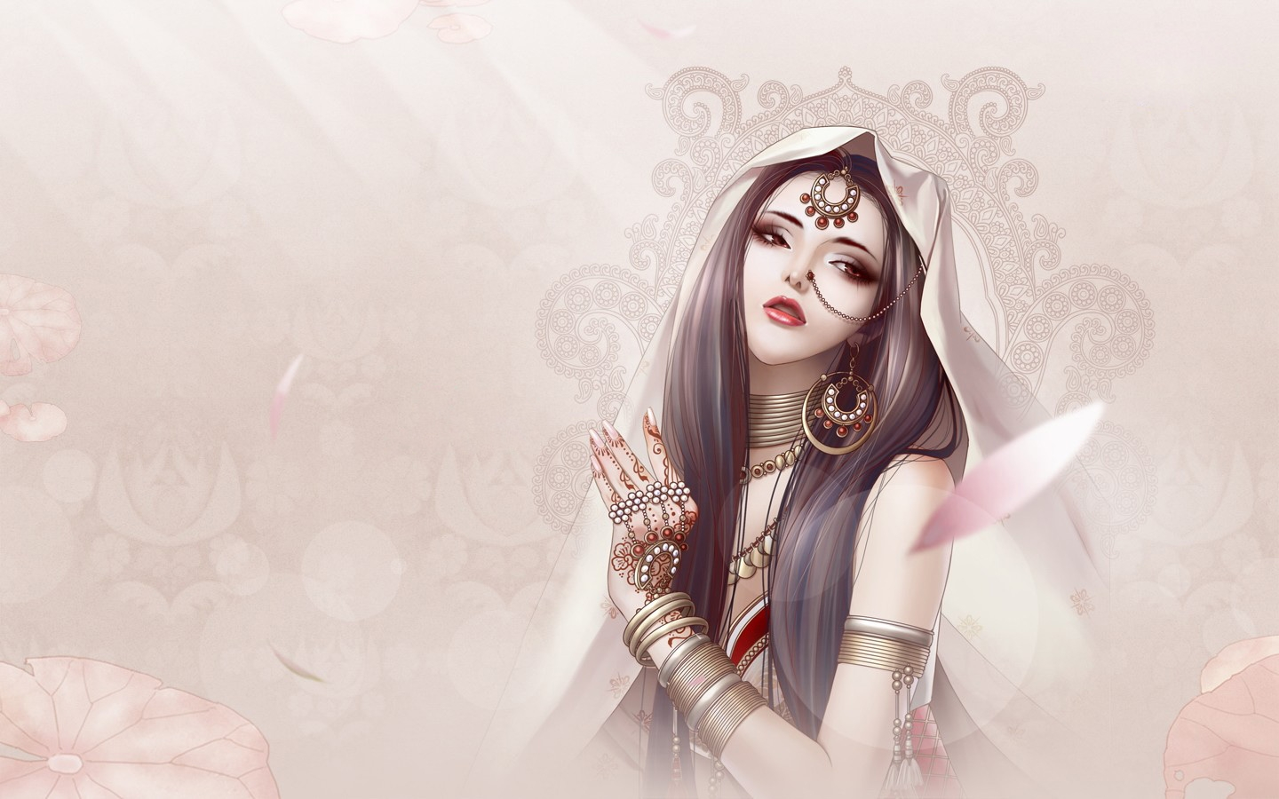 Artistic Girl Wallpapers Group (80+)