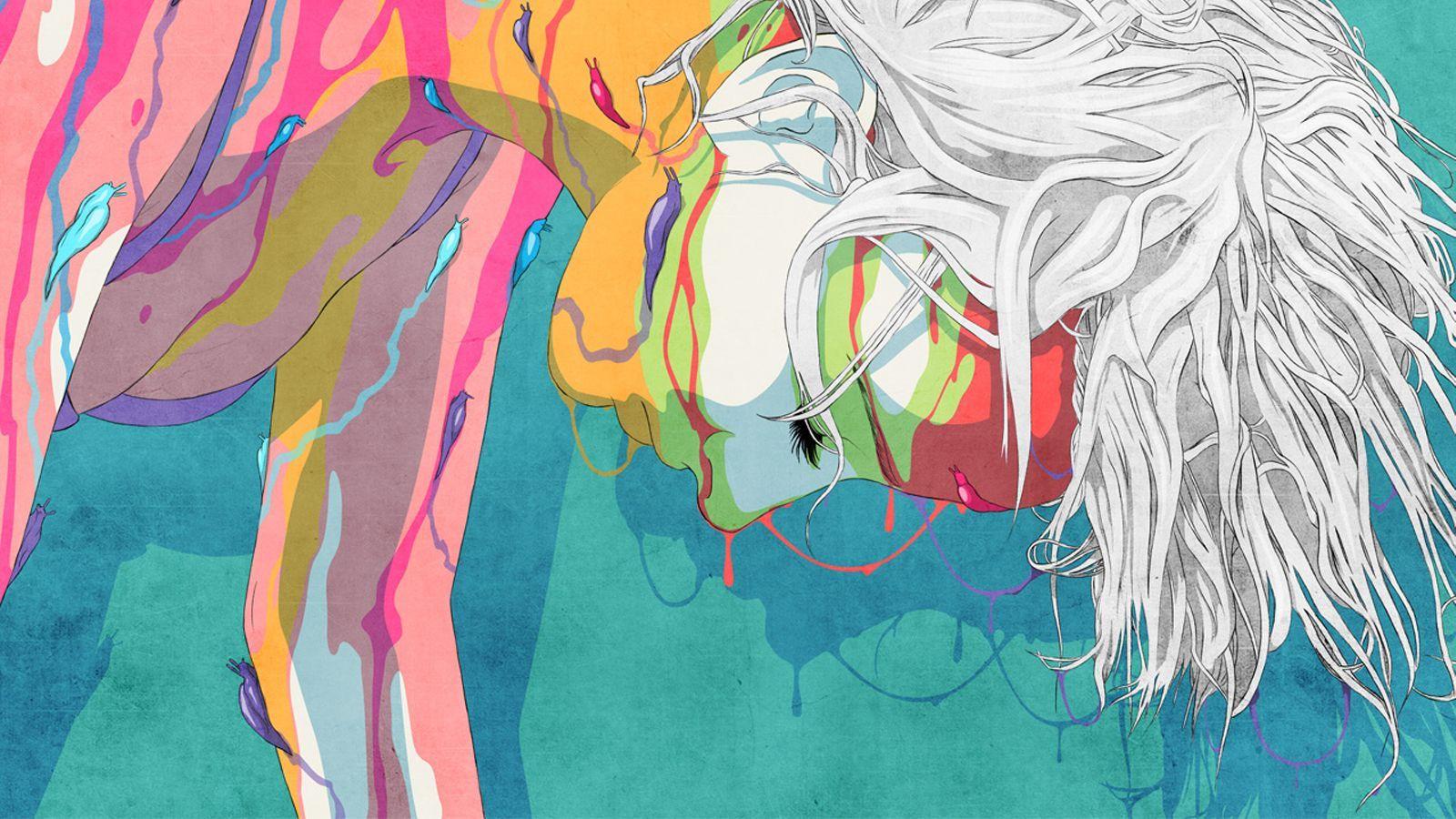 Artsy Desktop Wallpaper - WallpaperSafari