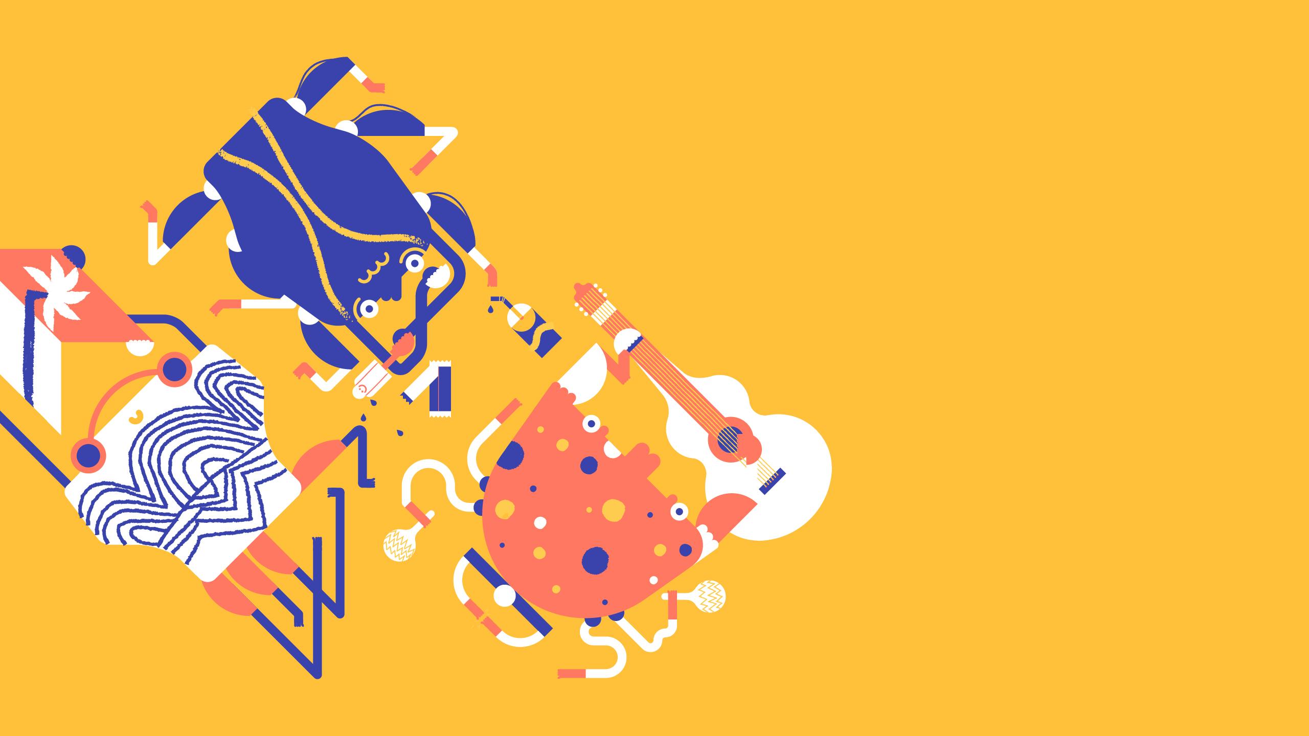 Artsy Desktop Backgrounds - WallpaperPulse