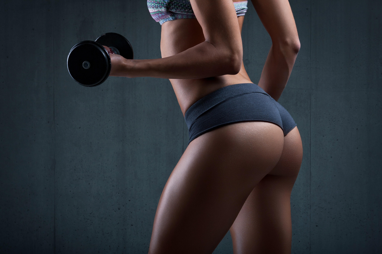 women, #ass, #Jen Selter, #gym clothes, #short shorts | Wallpaper