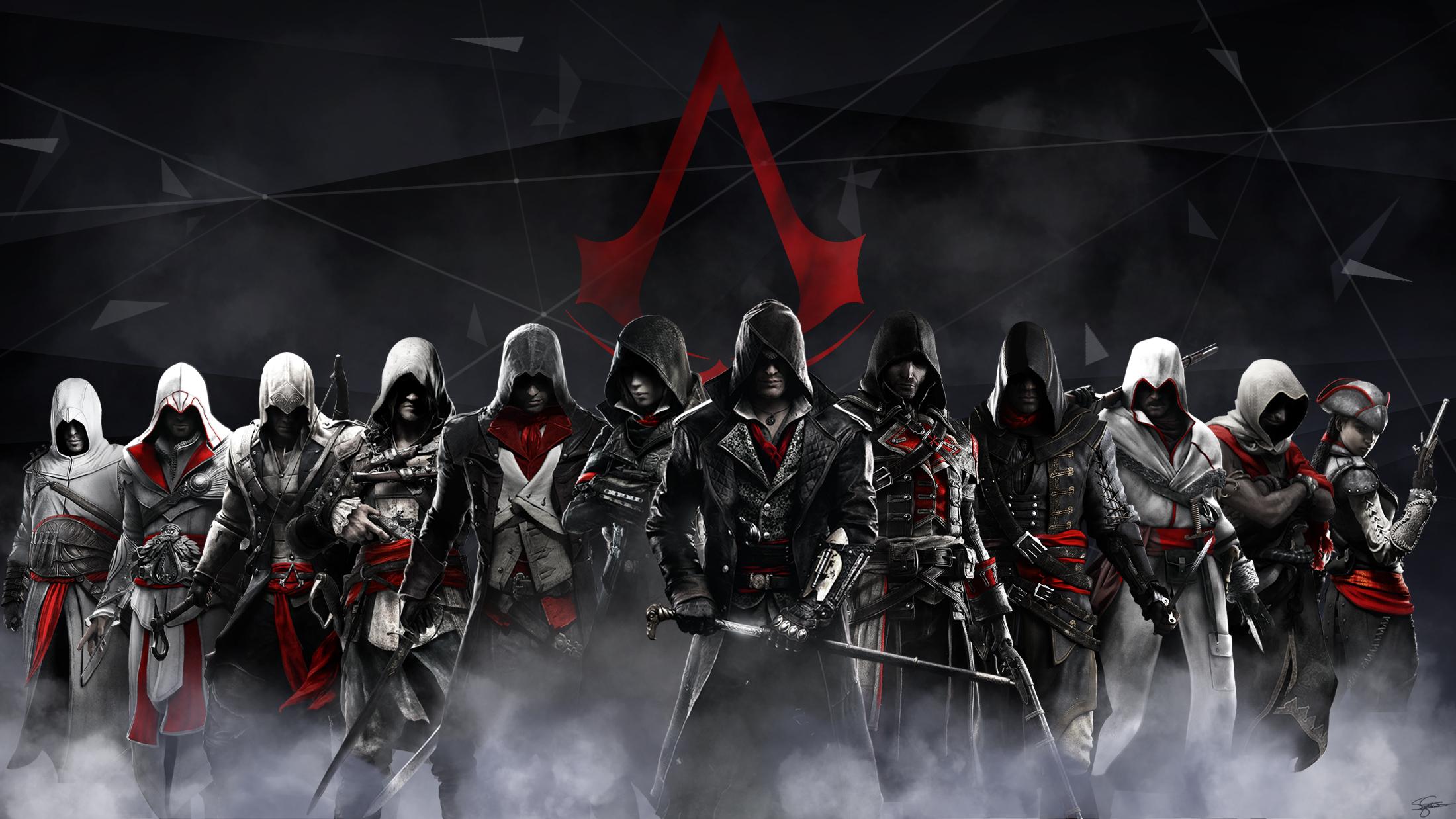 Assassins Creed Wallpaper HD - WallpaperSafari