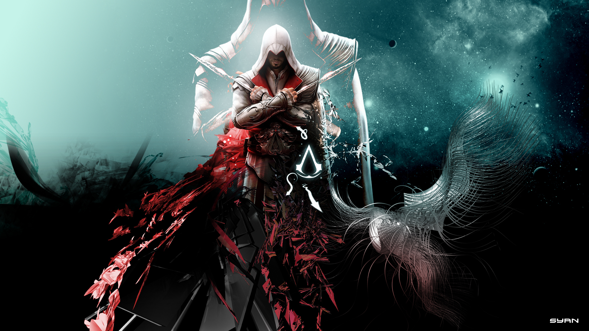 17 Assassin's Creed HD Wallpapers | Backgrounds - Wallpaper Abyss