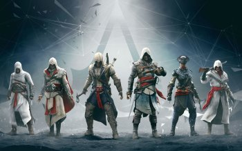 41 Ezio (Assassin's Creed) HD Wallpapers | Backgrounds - Wallpaper