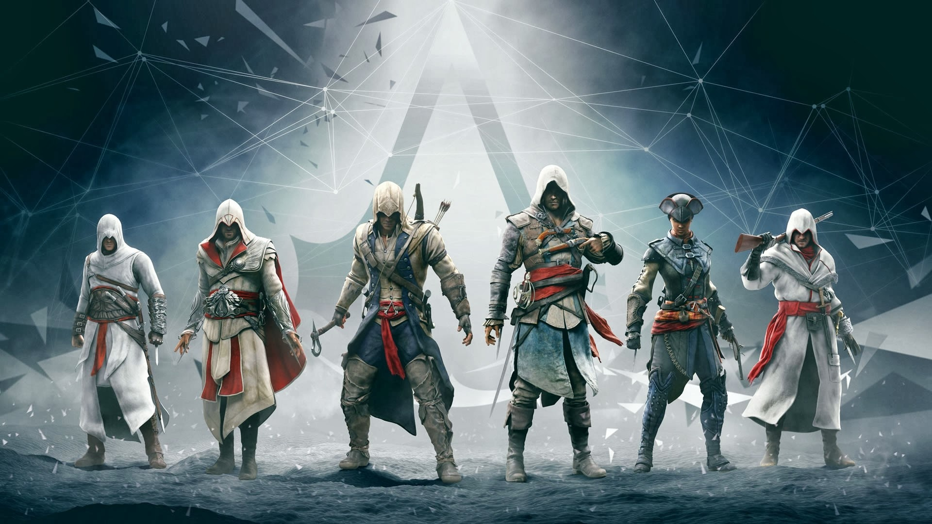 Assassin's Creed Wallpaper 1920x1080 - WallpaperSafari