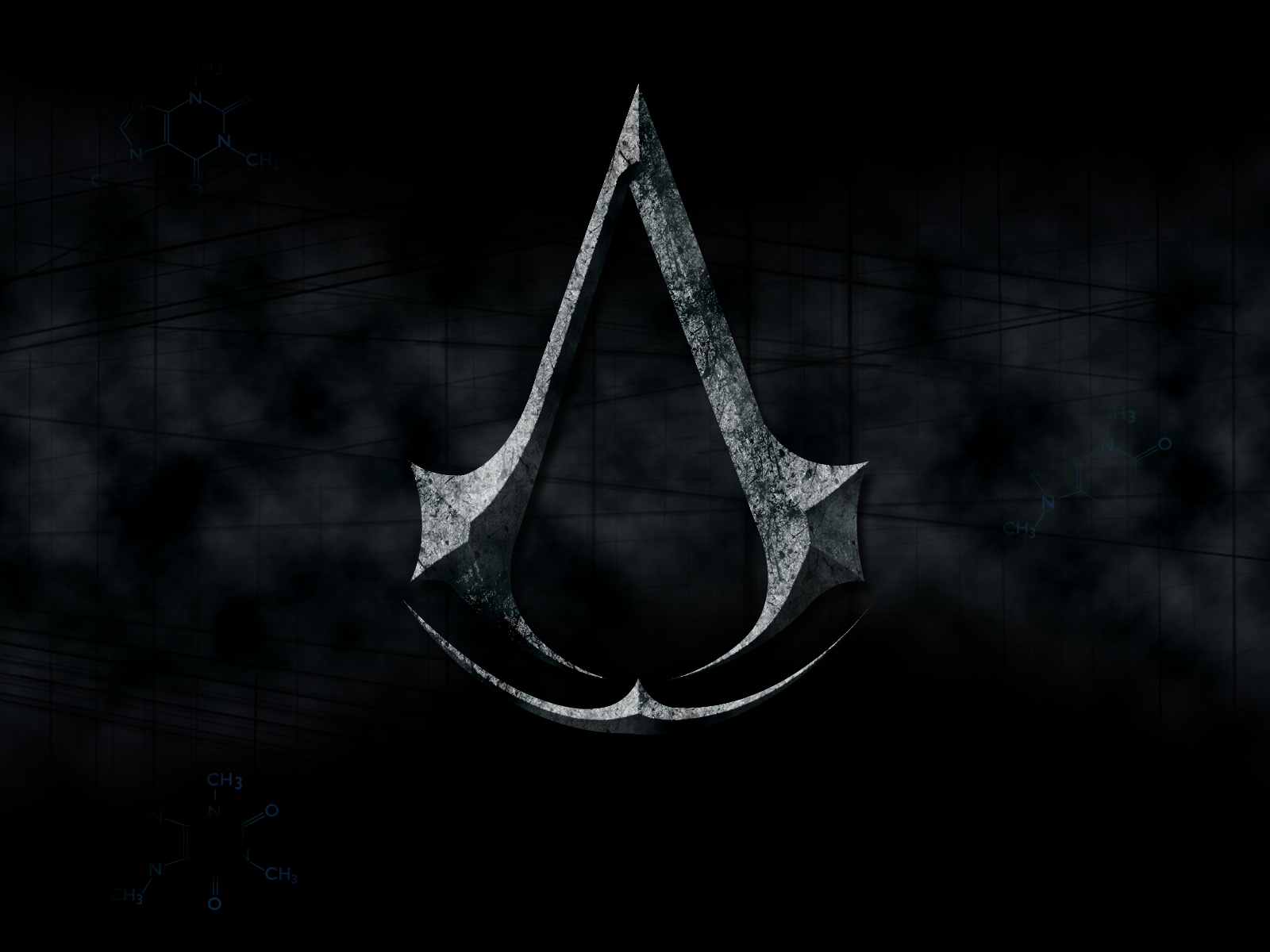 Assassins Creed Logo Wallpaper Download | My nerd | Pinterest