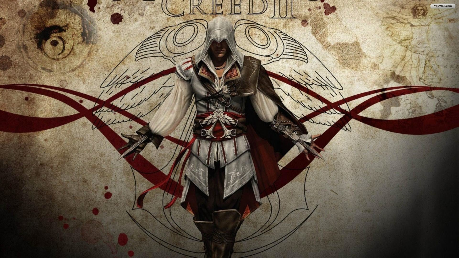 YouWall - Assassin's Creed Wallpaper - wallpaper,wallpapers,free