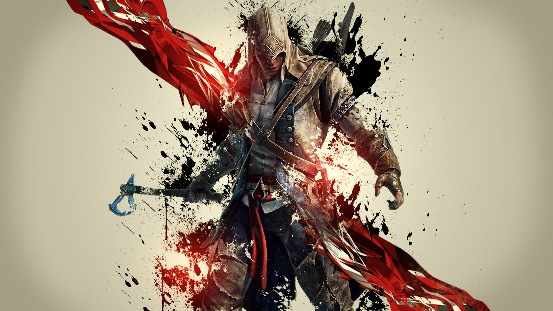 assassins creed 3 wallpaper - sf wallpaper