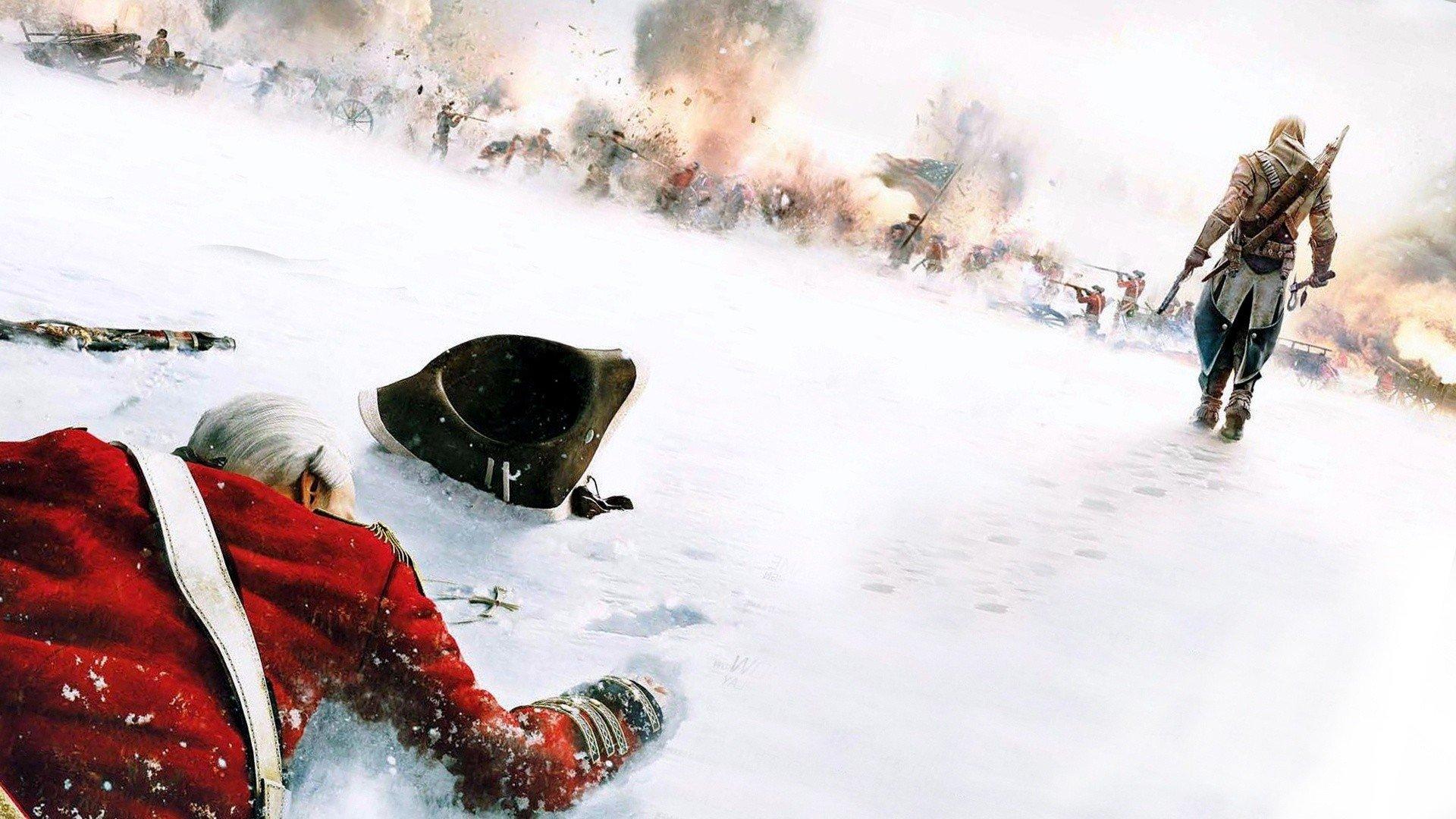 190 Assassins Creed III HD Wallpapers