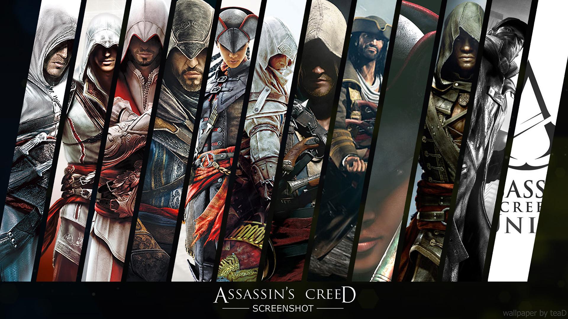 Assassin's Creed Unity Wallpaper - WallpaperSafari