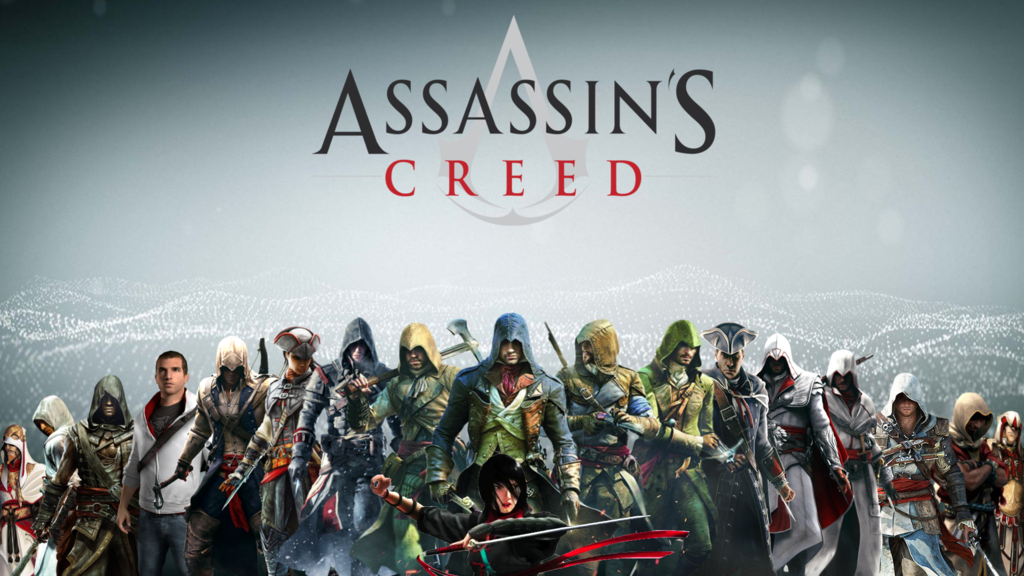 Assassins Creed Wallpaper All Assassins Sf Wallpaper
