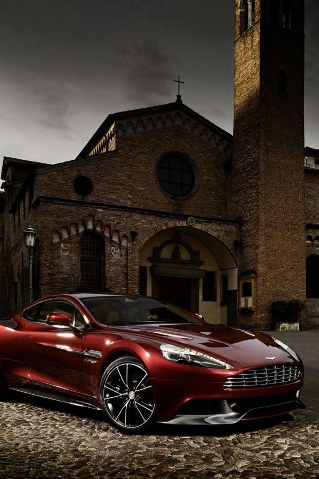 Aston Martin IPhone Wallpapers Group 42