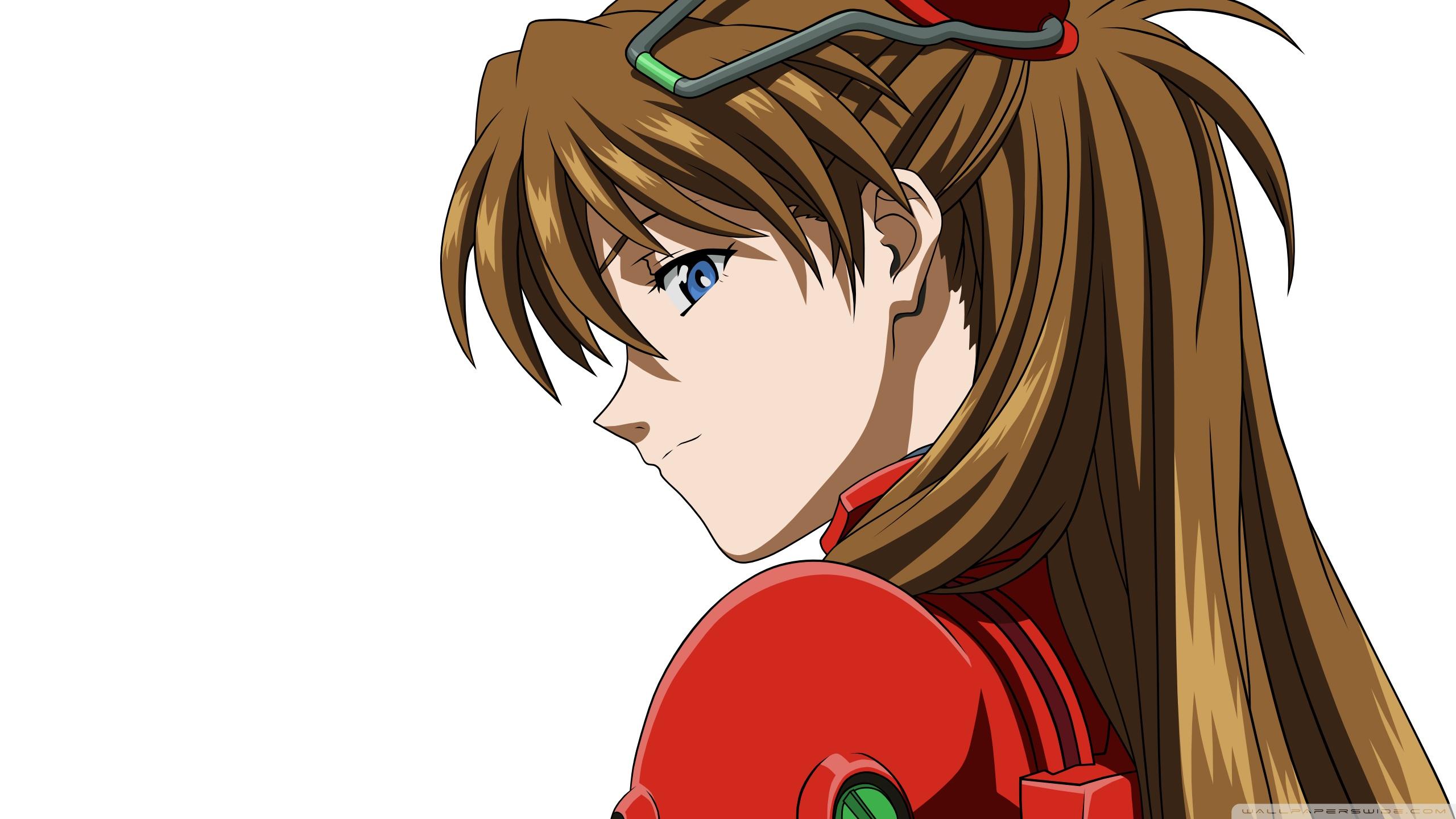 Neon Genesis Evangelion Asuka Langley Soryu HD desktop wallpaper