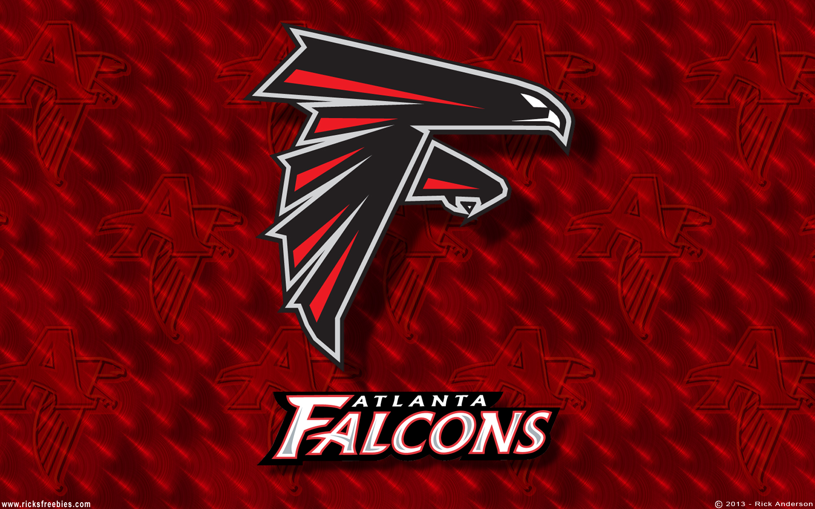 ATLANTA FALCONS Wallpaper | Atlanta Falcons | Pinterest | Seasons
