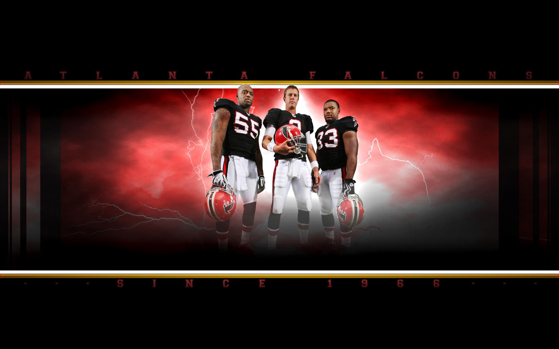 Atlanta Falcons Desktop Wallpaper   HD Wallpaper