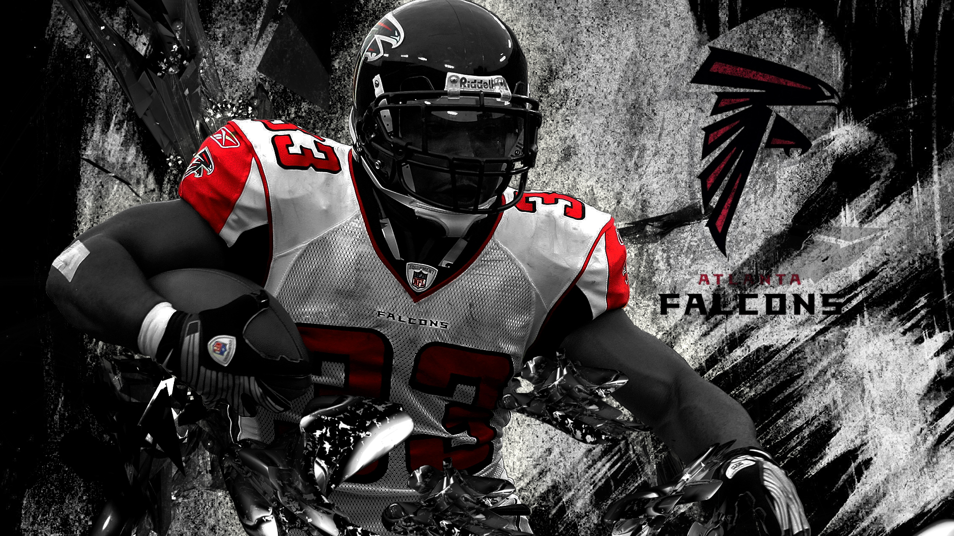 HD Atlanta Falcons Backgrounds | PixelsTalk Net