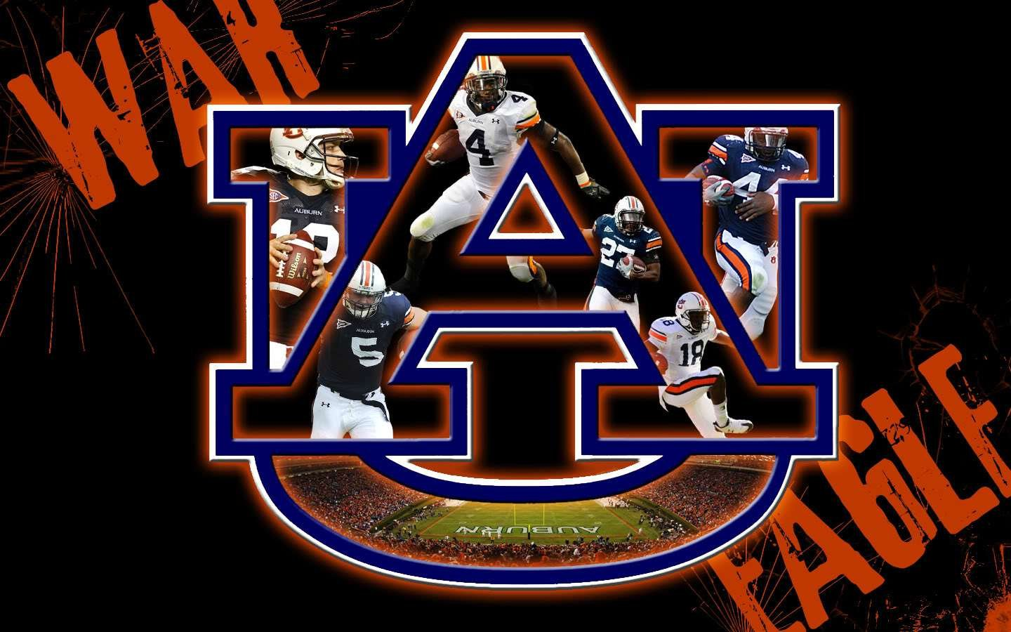 Auburn Wallpapers Group (57+)