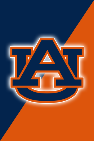 Free Auburn Tigers iPhone & iPod Touch Wallpapers