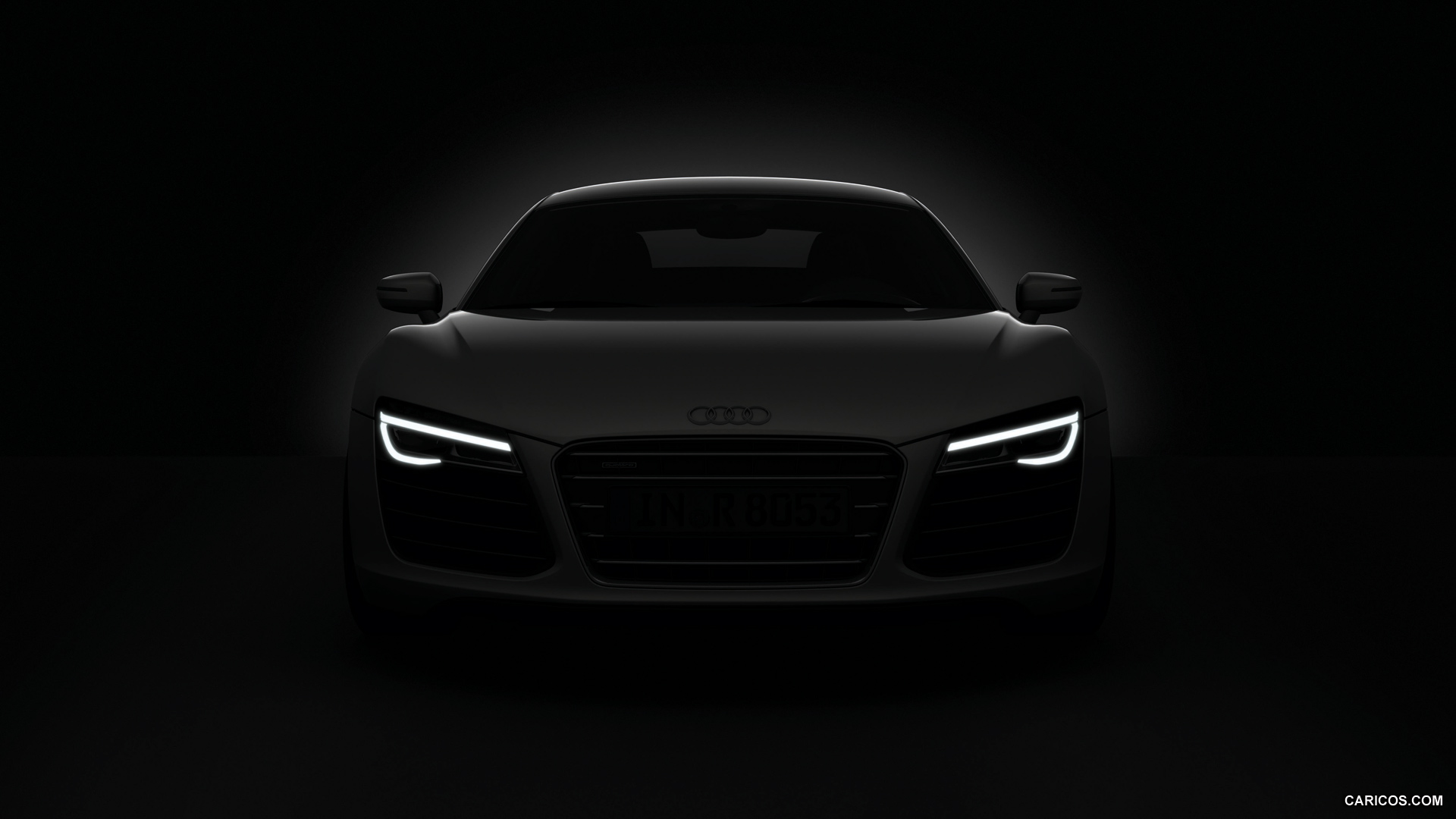 2013 Audi R8 LED Headlights | HD Wallpaper #31
